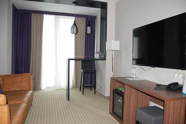 """фото люкс 2-местный 2-комнатный с видом на море, Пансионат """"Новый Свет"""", Судак"""