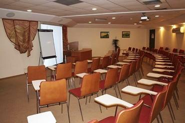 "фото конференц зал, Отель ""Миндальная Роща"", Алушта"