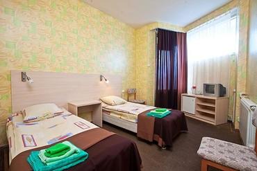 """фото Стандарт + 2-местный, ALEAN FAMILY RESORT & SPA BIARRITZ / Биарриц отель (бывш. """"Сосновая роща""""), Геленджик"""