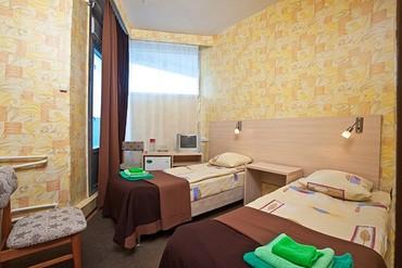 """фото Стандарт 2-местный, ALEAN FAMILY RESORT & SPA BIARRITZ / Биарриц отель (бывш. """"Сосновая роща""""), Геленджик"""
