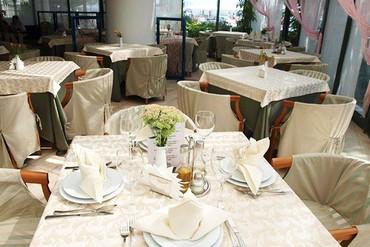 """фото ресторан, Отель """"Миндальная Роща"""", Алушта"""
