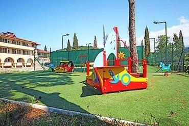 """фото детская площадка, Отель """"Дельфин"""", Абхазия"""