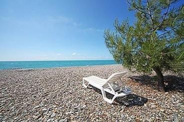 """фото море, Отель """"Дельфин"""", Абхазия"""
