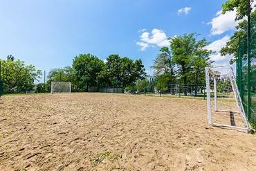 """фото спортивная площадка, ALEAN FAMILY RESORT & SPA BIARRITZ / Биарриц отель (бывш. """"Сосновая роща""""), Геленджик"""
