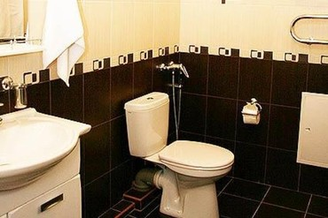 """фото Люкс 2-местный 2-комнатный, Отель """"Ателика Гранд-Прибой"""", Анапа"""