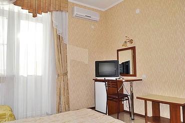 """фото Стандартный 3-местный, Отель """"Оливия"""" (Витязево), Анапа"""