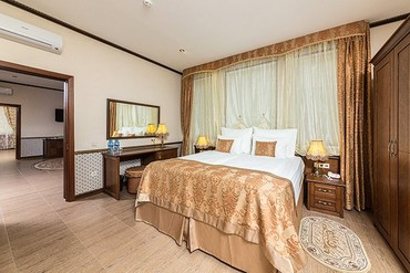 "фото номер, ALEAN FAMILY RESORT & SPA DOVILLE отель (бывш. ""Довиль Отель & SPA"" SPA-Отель), Анапа"