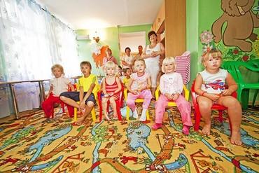фото детская комната, ALEAN FAMILY RESORT & SPA RIVIERA (бывш. «Ривьера-клуб» Отель&SPA), Анапа