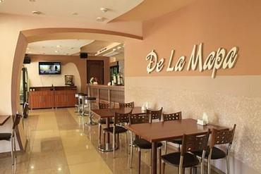 "фото кафе, Отель ""Де Ла Мапа"", Анапа"