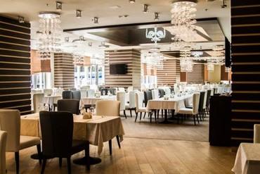 "фото ресторан, Отель ""Бридж Резорт"", Сочи"