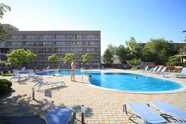 """фото бассейн, Отель """"Де Ла Мапа"""", Анапа"""