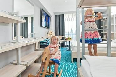 """фото стандартный 3-местный с односпальными кроватями, Отель """"Ялта-Интурист"""", Ялта"""