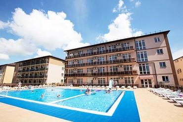 "фото бассейн, Отель ""Ателика Гранд-Прибой"", Анапа"