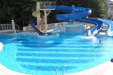 """фото бассейн, СПА отель """"Острова"""", Сочи"""