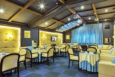"фото ресторан, ALEAN FAMILY RESORT & SPA DOVILLE отель (бывш. ""Довиль Отель & SPA"" SPA-Отель), Анапа"