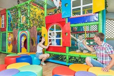 """фото детская комната, ALEAN FAMILY RESORT & SPA DOVILLE отель (бывш. """"Довиль Отель & SPA"""" SPA-Отель), Анапа"""