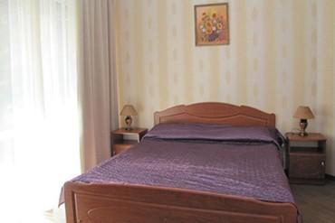 """фото Люкс 2-комнатный 2-местный категории «в», Пансионат """"Морской Бриз"""", Ялта"""