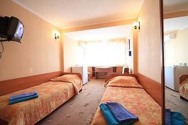 """фото Econom twin 2-местный, Отель """"Ripario Hotel Group"""", Ялта"""