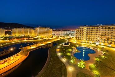 """фото общий вид, Сочи парк отель (бывш. """"Азимут""""), Сочи"""