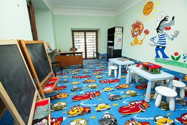 """фото детская комната, Отель """"Орджоникидзе"""", Сочи"""