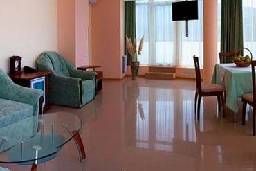 """фото Апартамент 2-местный, 2-комнатный, Отель """"Маджестик"""", Алушта"""