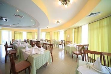 """фото ресторан, Отель """"Маджестик"""", Алушта"""