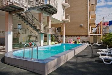 "фото бассейн, Отель ""Валенсия (Пионерский)"", Анапа"