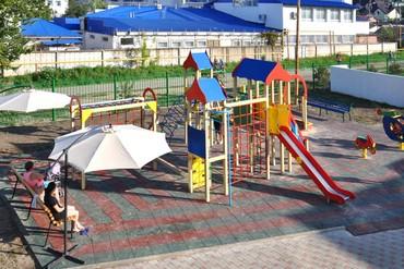 """фото Детская площадка, Отель """"Олимп"""", Анапа"""