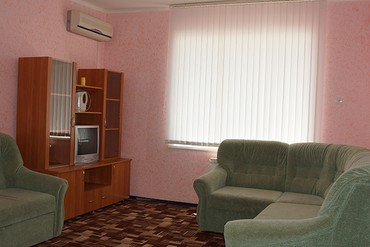 """фото Стандартный 2-местный 2-комнатный Семейный 1-ой категории, Гостевой дом """"Альтаир"""", Анапа"""
