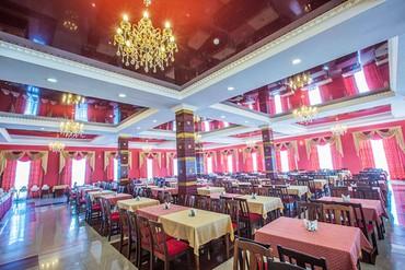 "фото Основной ресторан, Отель ""Олимп"", Анапа"