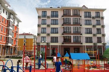 """фото Детская площадка, Отель Чистые Пруды, """"Бархатные сезоны"""", Сочи"""