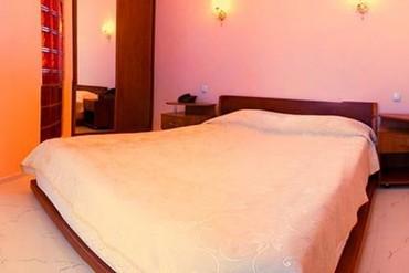 """фото Люкс 2-местный, 2-комнатный, Отель """"Маджестик"""", Алушта"""