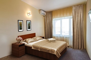 """фото Стандарт 2-местный (мини), Отель """"Family Resort"""", Евпатория"""