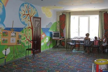 """фото детская комната, Пансионат """"Морской"""", Алушта"""