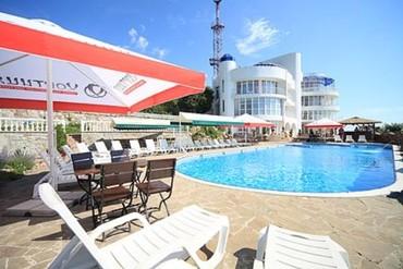 "фото бассейн, Отель ""Маджестик"", Алушта"