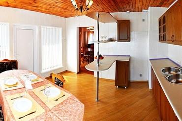 "фото Апартаменты кухня, Пансионат ""Аквамарин"" (Сукко), Анапа"