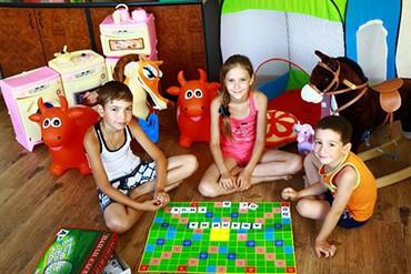 """фото Детская комната, База отдыха """"Афалина"""", Анапа"""