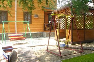 """фото Детская площадка, База отдыха """"Афалина"""", Анапа"""