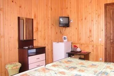 """фото Комфорт 2-местный (финский домик), База отдыха """"Афалина"""", Анапа"""