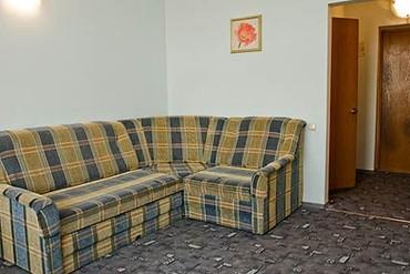"""фото Стандартный 2-местный 2-комнатный, Гостиница """"Агат"""", Анапа"""