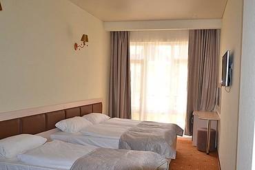 "фото Стандарт Стандартный 3-местный с балконом, Курорт-отель ""Санмаринн"" (Анапа), Анапа"