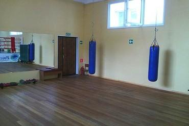 """фото спортивный зал, Отель """"Калипсо"""", Туапсе"""