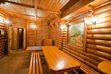 """фото Комната отдыха в сауне, Гостиница """"Агат"""", Анапа"""