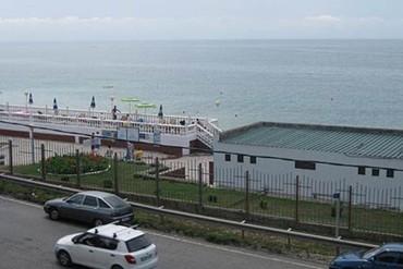 "фото море, Отель ""Аквамарин"", Туапсе"
