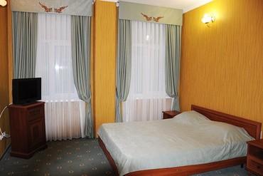 """фото Стандарт 2-местный, Отель & СПА """"Приморье Deluxe"""" (быв. """"Босфор""""), Туапсе"""