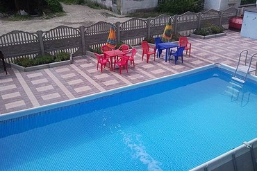 "фото бассейн, Отель ""Калипсо"", Туапсе"