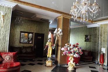 """фото холл, Отель & СПА """"Приморье Deluxe"""" (быв. """"Босфор""""), Туапсе"""