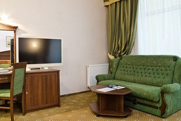 """фото Стандарт А плюс, Отель """"Пальмира-Палас"""", Ялта"""