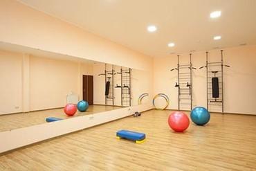 """фото спортивный зал, Отель """"Пальмира-Палас"""", Ялта"""