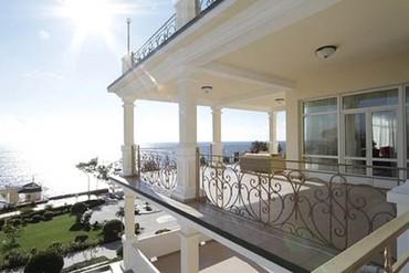 """фото вид с балкона, Отель """"Пальмира-Палас"""", Ялта"""
